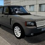 Range Rover LR 2012 / Мод для City Car Driving